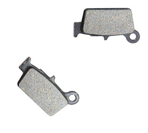 CNBK Rear Brake Shoe Pads Semi-Metallic for BETA Dirt Bike Minitrial E 14 14 2014 1 Pair2 Pads