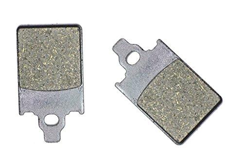 CNBK Rear Disc Brake Pads Carbon fit for BETA Dirt Bike TR260 TR 260 34 86 87 88 1986 1987 1988 1 Pair2 Pads