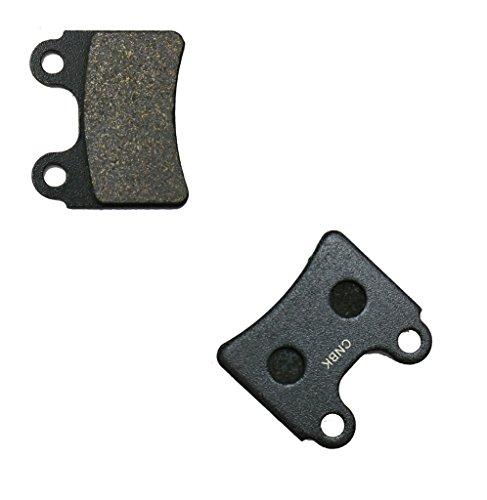 CNBK Rear Disc Brake Pads Resin for BETA Dirt Bike Rev3 250 270 00 01 02 03 04 2000 2001 2002 2003 2004 1 Pair2 Pads