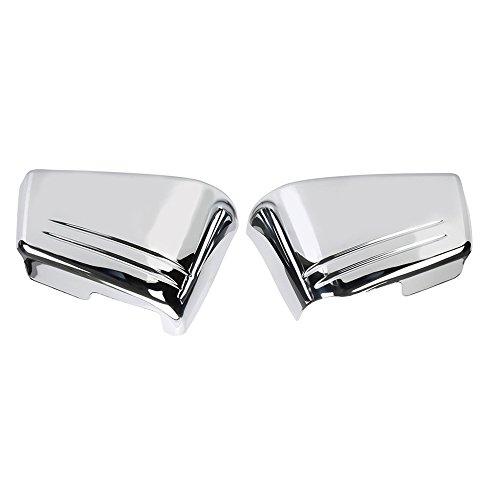 ECLEAR 1 Set Fairing Battery Side Cover For Honda Shadow VTX 1800 2002-2008 - Chrome