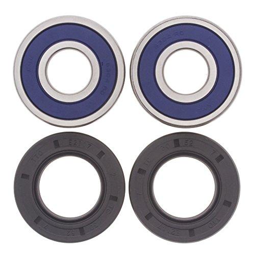 All Balls - 25-1382 - Honda VTX 1300R 05-09 Front Wheel Bearing and Seal Kit