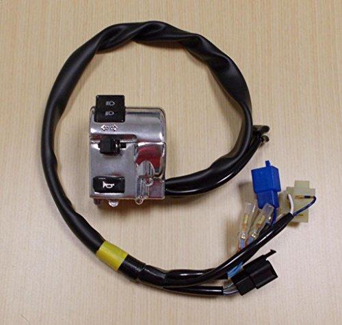 2004-2009 Honda VTX 1300 VTX1300 VTX1300C Light Turn Signal Horn Switch