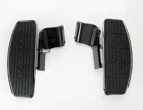 Cobra Front Floorboards for 2004-2009 Honda VTX1300C