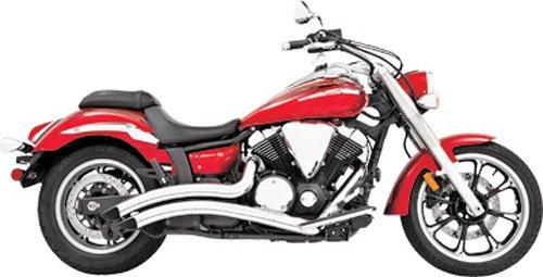 Freedom MH00001 Exhaust Radius Chrome Honda Vtx1300CRS1 Pack