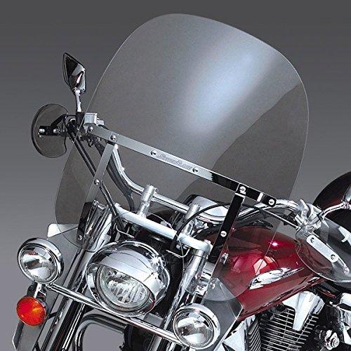 National Cycle Switchblade 2 Up Windshield Mount Kit - Honda VTX1300C - 2004-2009 Yamaha Stryker_KIT-Q102N21105