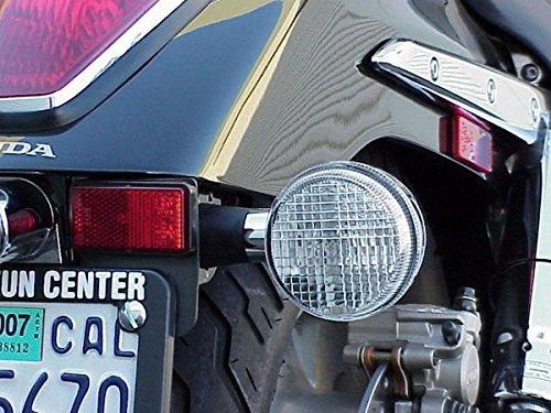 i5 Clear Turn Signal Lenses for Honda Shadow VT 600 750 1100 VTX1300 VTX1800 VTX 1300 1800