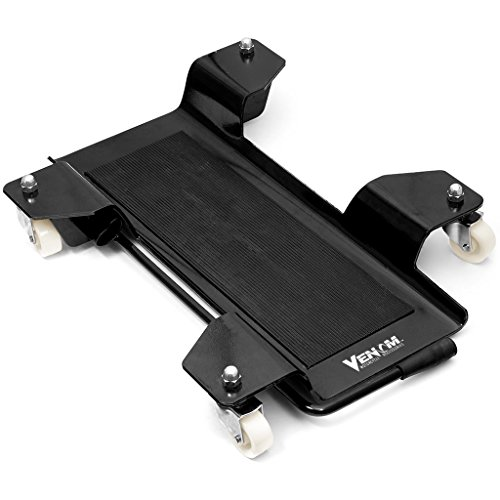 Venom Motorcycle Center Stand Mover Dolly Cruiser Park For Harley Davidson Electra Glide Classic Custom