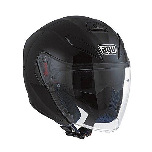 Agv K-5 Jet Helmet-Matt Black-L