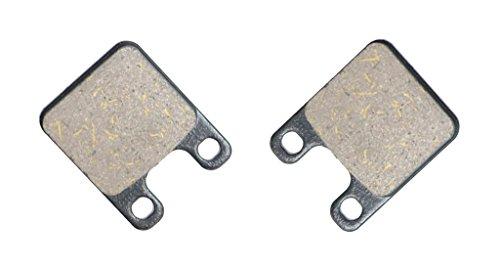 CNBK Front Brake Shoe Pads Semi Met for GAS GAS Dirt Bike TX200 TX 200 97up 1997up 1 Pair2 Pads