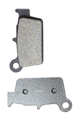 CNBK Rear Brake Pad Resin fit for GAS GAS Dirt Bike EC250 EC 250 10 11 2010 2011 1 Pair2 Pads