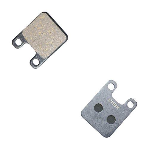 CNBK Rear Brake Shoe Pads Semi Met for GAS GAS Dirt Bike 250 Pampera 97 98 99 00 01 1997 1998 1999 2000 2001 1 Pair2 Pads