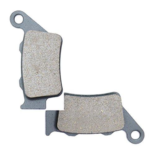 CNBK Rear Disc Brake Pads Semi Met fit GAS GAS Dirt Bike MC300 MC 300 96 97 98 99 1996 1997 1998 1999 1 Pair2 Pads