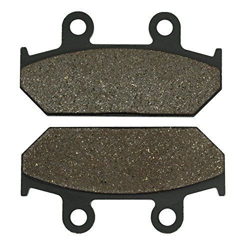 Cyleto Front Brake Pads for Honda GL1500 Goldwing 1500 1988 1989 1990 1991 1992 1993 1994 1995 1996 1997 1998 1999 2000