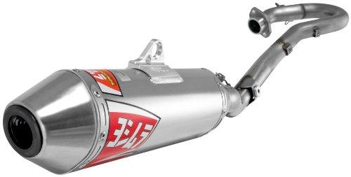 Yoshimura RS-2 Stainless SteelAluminum Full Exhaust System for 2000-2012 Suzuk - Suzuki DR-Z400S 2000-2011