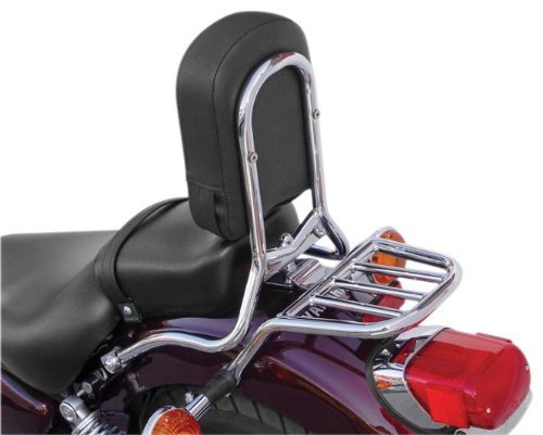National Cycle Paladin Backrest WPad for Yamaha V-Star 250