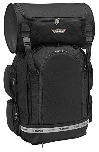 T-Bags Convertible Sissy Bar Backpack Bag