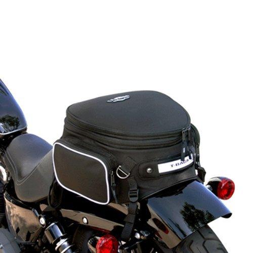 T-Bags Sportster Tail Bag - Black