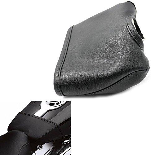 Alpha Rider Black Vinyl Fuel Tank Bra Shield Sheet Cover Protector For Harley Dyna Low Rider FXDL 2007-2009  Dyna Low Rider FXDL 2004-2005  Dyna Low Rider EFI FXDLI 2004-2006