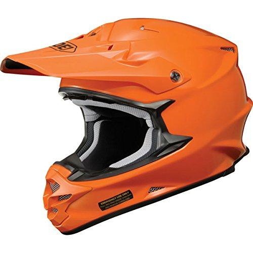 Shoei VFX-W Pure Orange Helmet Large