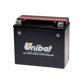 Unibat Maintenance-Free Battery with Acid CIX30L-BS for Harley-Davidson CVO Street Glide FLHXSE 2010-2012