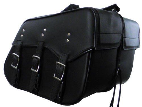 Saddlebags set harley davidson dyna switchback zip off