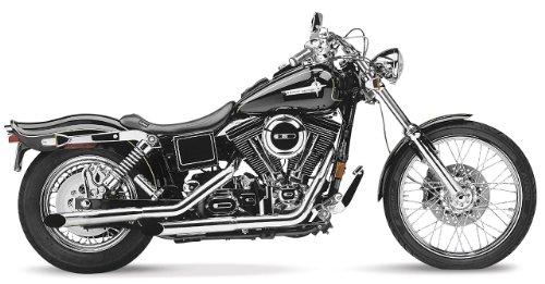 Le Pera Bare Bones Solo Seat Smooth Black for Harley-Davidson FXD 1995