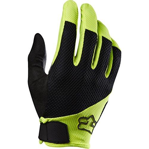 Fox Racing Reflex Gel Gloves - Mens Flo Yellow XXL