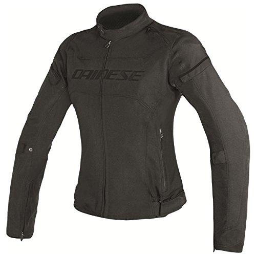 Dainese D-Frame Womens Motorcycle Jacket BlackBlackBlack 44 Euro