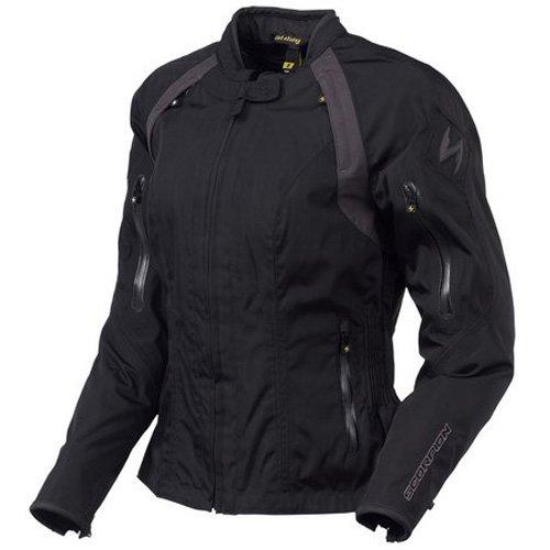 Scorpion Kingdom Womens Motorcycle Jacket - Phantom Large