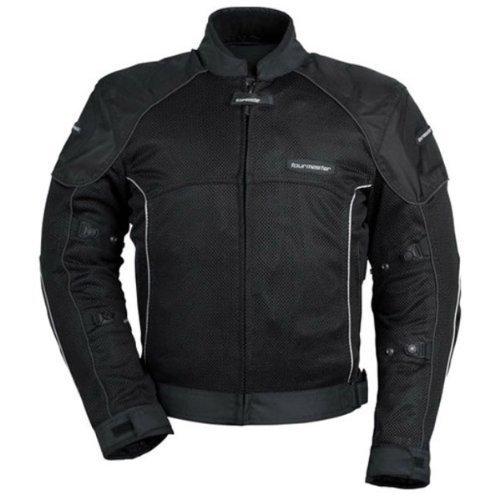 Tourmaster Intake Air Series 3 Womenss Motorcycle Jacket Black