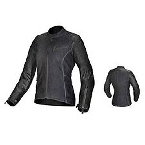 Alpinestars Renee Womens TextileLeather Riding Jacket Black Size 44