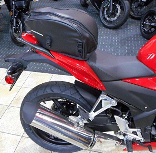 New 2015-2016 Honda CBR CBR300R  CB300F 300 Motorcycle Passenger Seat Bag Luggage