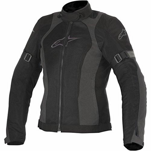 Alpinestars Amok Air Womens Street Motorcycle Jackets - BlackGray  Small