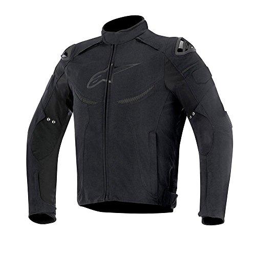 Alpinestars Enforce Drystar Mens Street Motorcycle Jackets - Black  Small