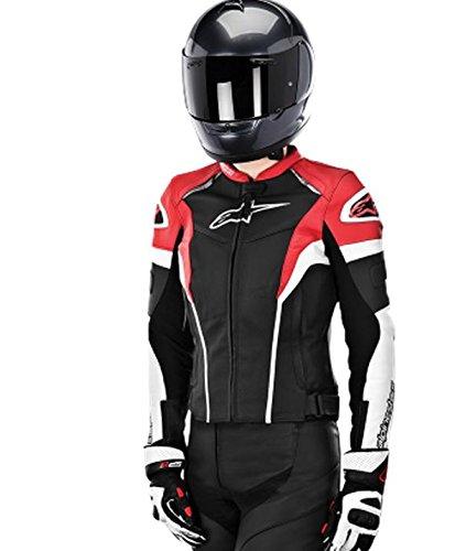 Alpinestars GP Plus R Womens Street Motorcycle Jackets - BlackWhiteRed  38