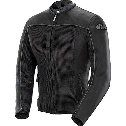 Joe Rocket Velocity Womens Mesh Street Motorcycle Jacket - BlackBlack  Medium