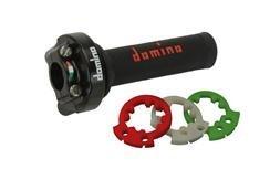 Domino XM2 Quick Turn Throttle System Gold Yamaha R1 09-14 542496bk