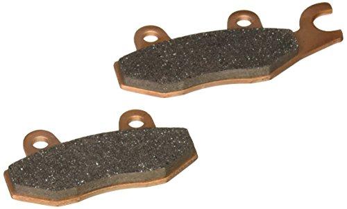 EBC Brakes EPFA197HH EPFA Double H Sintered Disc Brake Pad