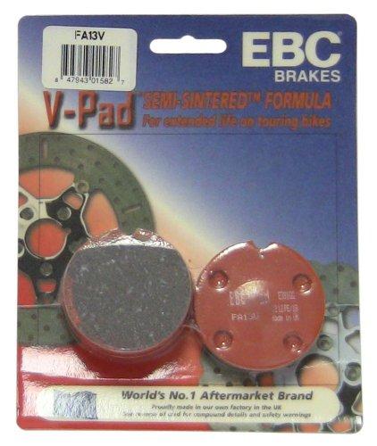 EBC Brakes FA13V Semi Sintered Disc Brake Pad