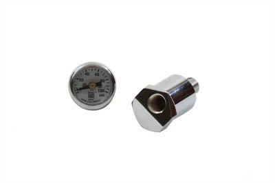 V-Twin 40-0879 - Mini Oil Gauge Kit