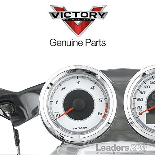 Victory New OEM Motorcycle Chrome Tachometer Gauge Kit Cross Roads 2877652