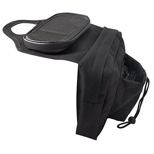 KEMIMOTO motorcycle Tank Bag with Phone Bag for ATV Motorcycle Honda Kawasaki Suzuki Snowmobile Storage