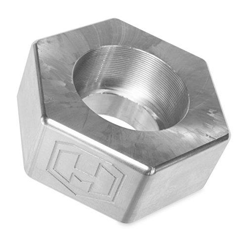 Hess Motorsports 301006 Billet Aluminum Axle Lock Nut