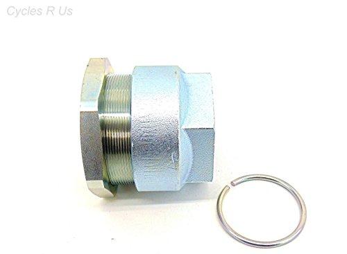 OEM Honda Rear Axle Lock Jam Sleeve Nut Clip ATC250R 250R TRX250X 250X 300EX