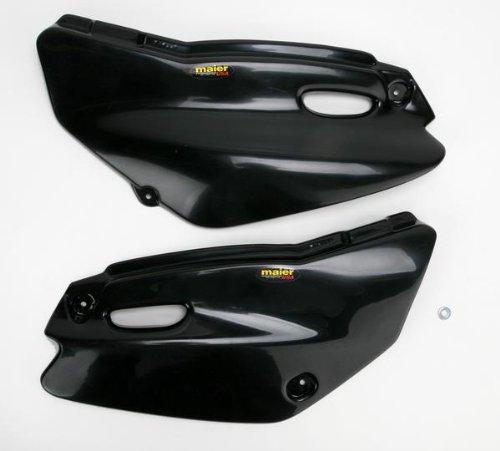 MAIER SIDE PANELS BLACK YAMAHA TTR-125 125L 04-07