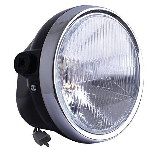 Front Round Headlight Headlamp Light For Yamaha YBR125 YBR 125 2002-2013 10 11