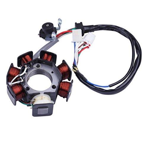 Stator Coil Generator Magneto For Yamaha YBR125 YBR 125 2002-2013 03 04 05 06 07