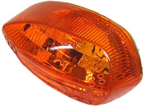 Yamaha YBR 125 Indicator Lens Rear RH Amber 2010