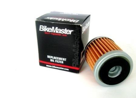 BikeMaster Oil Filter Yamaha XT250 2008 2009