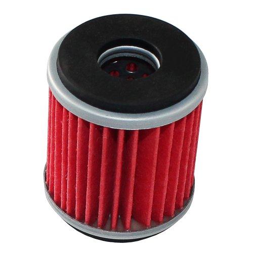 Caltric Oil Filter Fits YAMAHA 250 YZ250F YZ250FB 125 YZFR125 YZ250 450 WR450F XT250 2003-2014